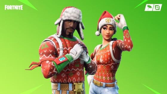 Fortnite: tienda del 3 de diciembre