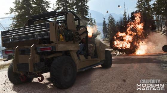Call of Duty Modern Warfare: Warzone, todos los vehículos y helicópteros del Battle Royale