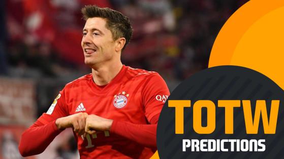 FUT 20: predicción del equipo de la semana, TOTW Momentos 2