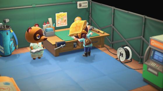 Animal Crossing New Horizons: Cómo conseguir las herramientas reforzadas
