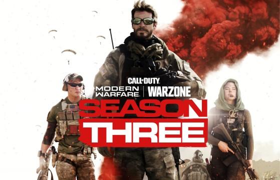 Modern Warfare y Warzone - Filtrada una imagen de la temporada 3
