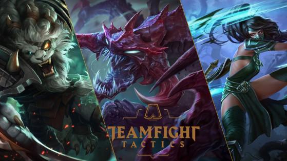 Guía de composiciones de TFT: Salvajes del Vacío en Teamfight Tactics