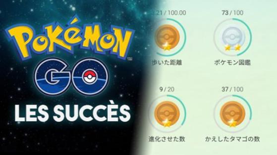 Todo sobre las medallas de Pokémon GO
