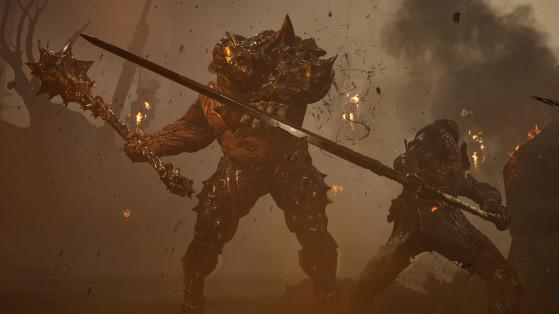 Mortal Shell, el juego que hará temblar a Elden Ring y a Dark Souls