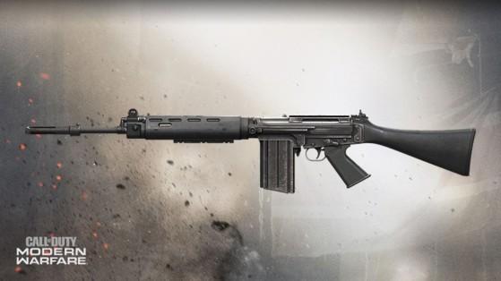 Call of Duty Warzone: La nueva FAL puede reventar de un solo tiro en la cabeza, ¿el nuevo meta?