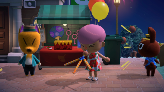 Animal Crossing New Horizons: La tómbola de Ladino, lista de premios y objetos