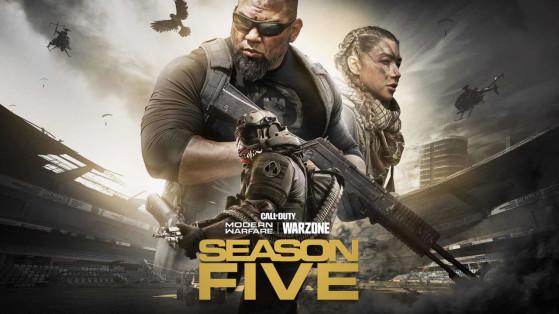 Call of Duty Warzone – Temporada 5: Las mejores armas para arrasar en el battle royale