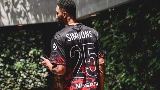La estrella de la NBA Ben Simmons se une a FaZe Clan