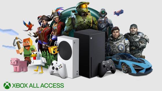 Xbox Series X y Series S tendrán financiación con All Access, pero no en España durante 2020