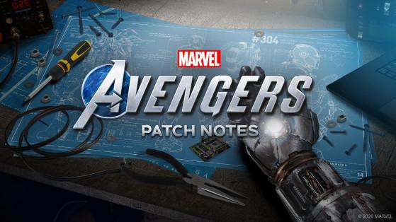 Marvel's Avengers: actualización y notas del gigantesco parche 1.3.0 para PS4, Xbox One, PC y Stadia
