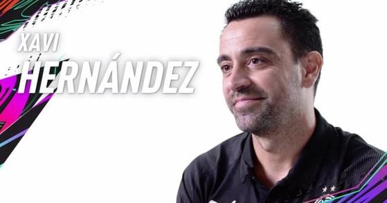 FIFA 21: Xavi Hernández habla de lo que significa ser icono de FUT