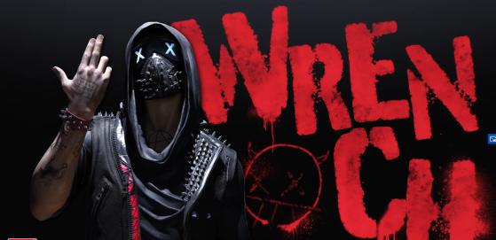 Wrench - Millenium