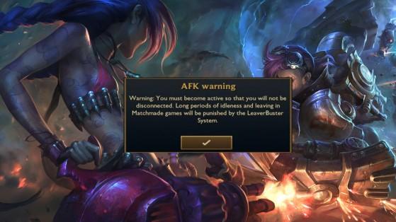 LoL: Riot utiliza Wild Rift como campo de pruebas de su medida estrella para acabar con los AFK