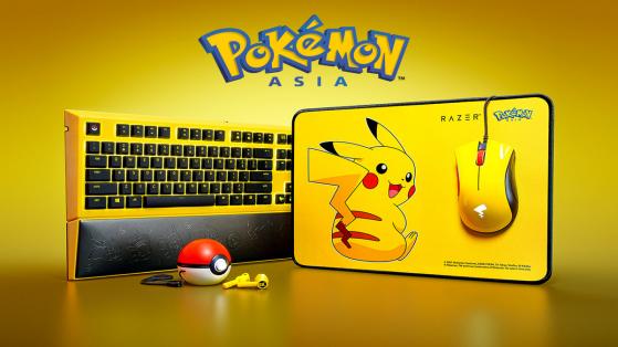 Razer lanza unos periféricos de Pikachu que necesitas para ayer si eres un loco de Pokémon