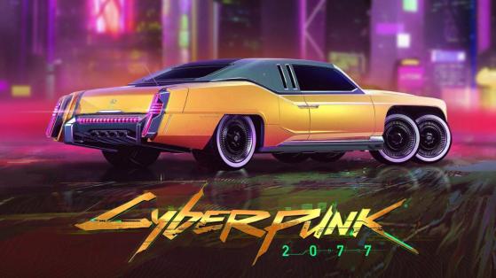 Cyberpunk 2077: Todos sus vehículos - coches, motos... La lista completa