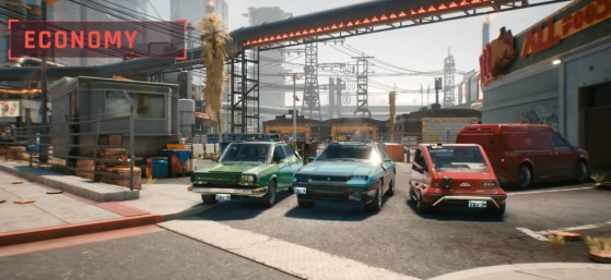 De izquierda a derecha: Makigai Mai Mai / Thorton Colby / Archer Hella - Cyberpunk 2077