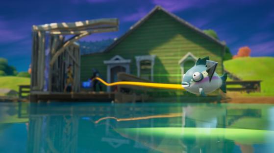 Fortnite - Temporada 5: Lista de todos los nuevos peces  y sus efectos
