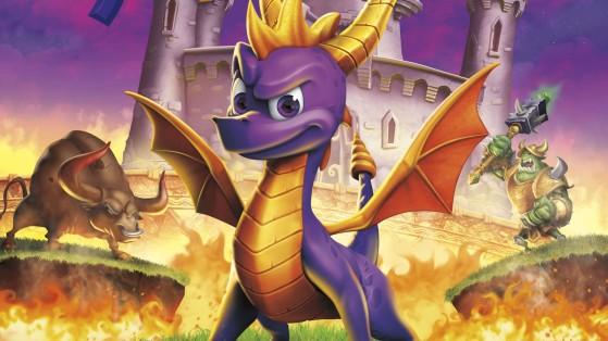 Spyro 4 está más cerca: el libro de arte de Crash Bandicoot deja una pista que echa fuego