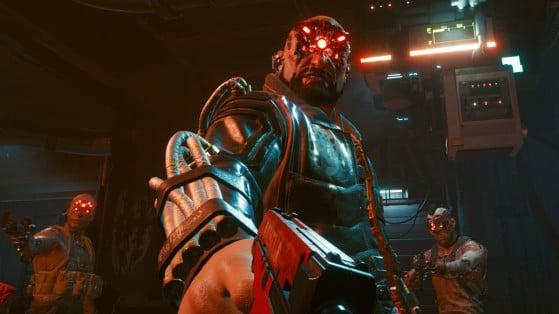 Cyberpunk 2077: Guía para liberar a Brick, el jefe de los Maelstrom