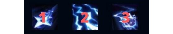 Shuriken Atronador > Tensión Eléctrica > Ataque del Rayo - Wild Rift
