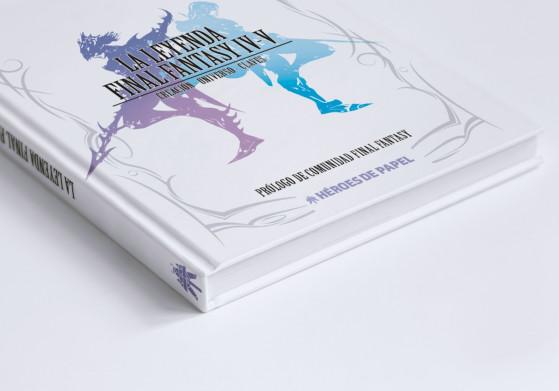 Héroes de Papel anuncia La leyenda Final Fantasy IV-V, que llegará muy pronto a las librerías