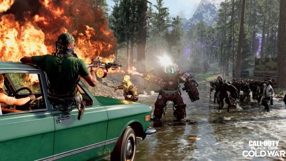 Black Ops Cold War: El modo Outbreak es oficial, y tiene una pinta espectacular