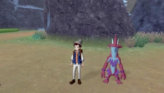 Cómo conseguir Toxtricity Shiny en Pokémon Espada y Escudo desde cualquier país