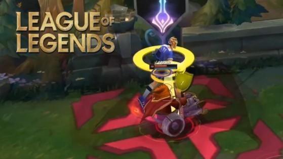 LoL: G2 Esports improvisa con una jugada de cerebro galaxia imposible en competitivo