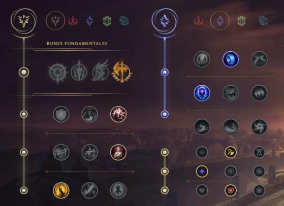 Precisión + Brujería - League of Legends