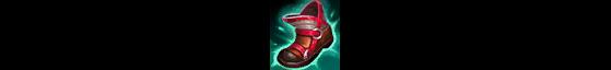 Botas jónicas de lucidez - League of Legends