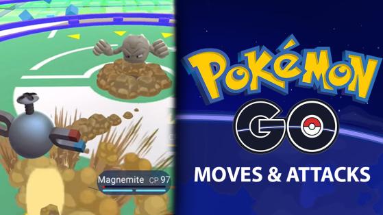 Pokémon GO movimientos & ataques