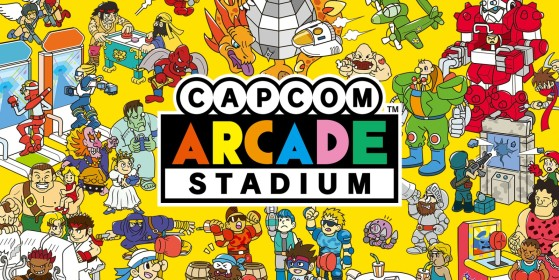 Análisis de Capcom Arcade Stadium para Nintendo Switch, y pronto en PS4, Xbox One y PC