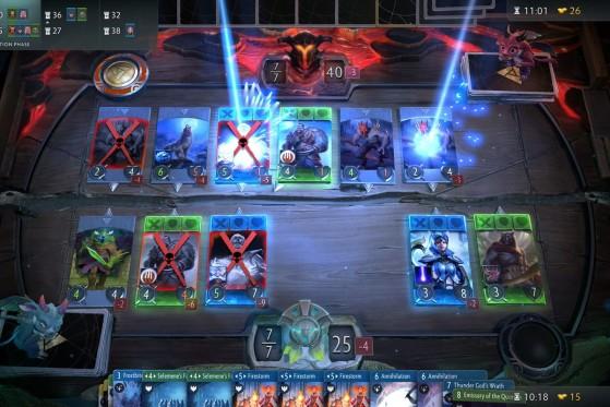 Adiós a Artifact: Valve dejará de actualizar su juego de cartas