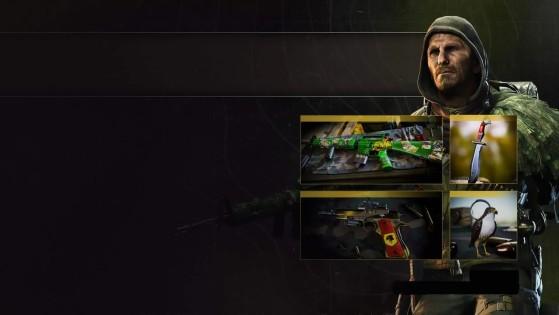 Warzone: Así es el nuevo paquete de combate para los usuarios de PS4 y PS5 con cosméticos únicos