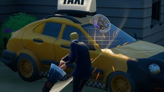 Fortnite: Recoge piezas mecánicas de coches, camiones, autobuses y tractores, desafío temporada 6