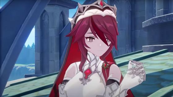 Genshin Impact: Rosaria al detalle. Habilidades, historia y más del próximo personaje del juego