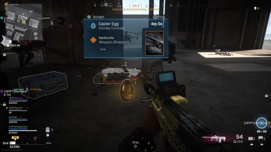Una vez conseguido, solo hay que cumplir la misión - Call of Duty Warzone