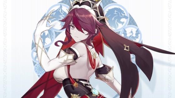 Genshin Impact: La mejor build para Rosaria, mejores armas y conjuntos de artefactos