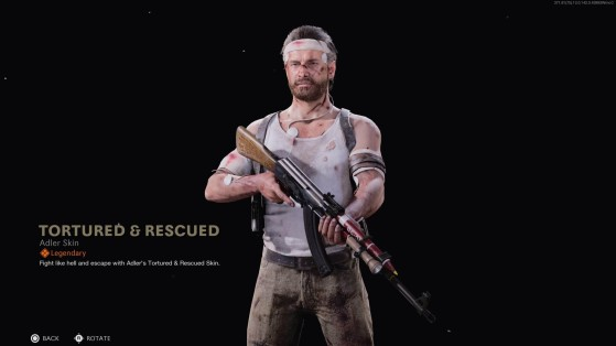 Skin de Adler Torturado. - Call of Duty Warzone