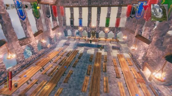 Valheim: El colegio Hogwarts de Harry Potter tiene una versión vikinga y es espectacular