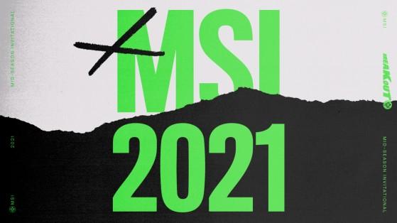 LoL: EL MSI 2021 tendrá recompensas por ver partidas y te contamos cómo conseguirlas