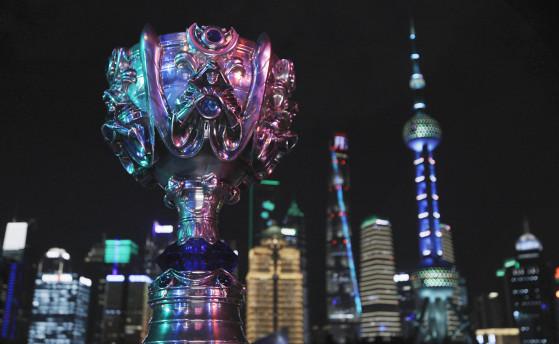 LoL: Worlds, el segundo evento deportivo más importante de Shanghai en 2020