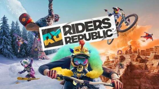 Impresiones de Riders Republic - La nueva apuesta deportiva de Ubisoft que me ha dejado flipado