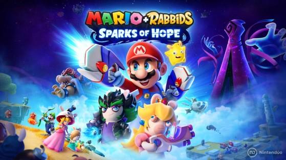 Avance de Mario + Rabbids Sparks of Hope para Switch - Regresan la estrategia, el humor y los Rabbid