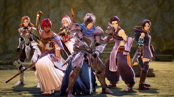 La variedad de personajes es uno de los puntos fuertes de Arise - Tales of Arise