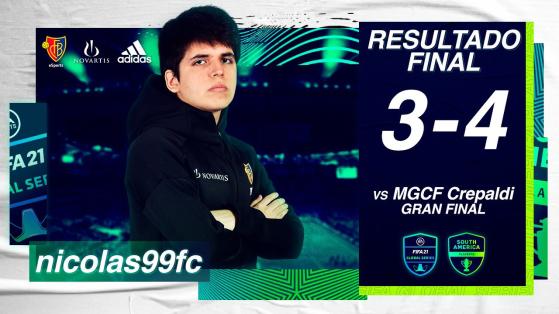 FIFA 21: El argentino Nicolás Villalba jugará por cuarta vez el campeonato mundial