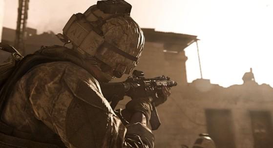 Modern Warfare sigue recibiendo contenido de su