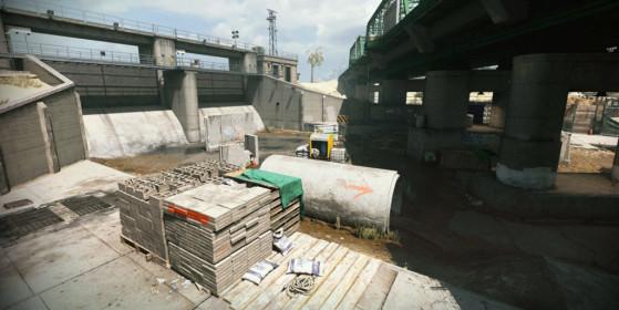 Drainage - Call of Duty : Modern Warfare
