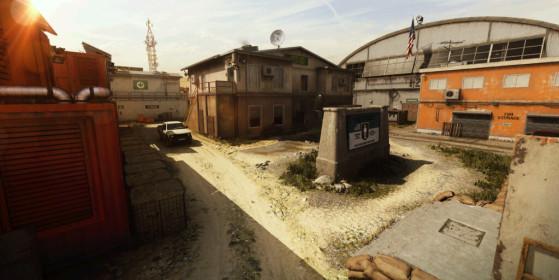 Al-Raab Airbase - Call of Duty : Modern Warfare