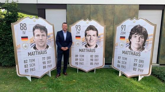 FIFA 21 Lothar Matthäus Icon SBC, soluciones baratas para conseguir al mítico mediocentro alemán